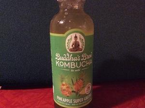 Buddha's Brew Pineapple Super Greens
